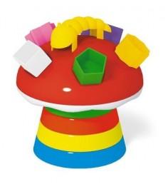 Логическая пирамидка гриб Стеллар 01336
