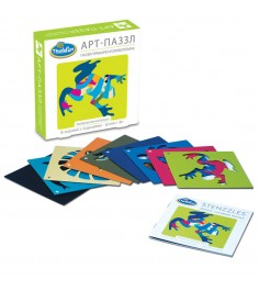 Головоломка Thinkfun АртПазл Тропическая коллекция 4803-RU