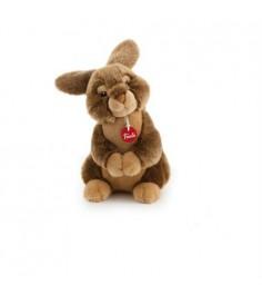 Мягкая игрушка Trudi Заяц Марселло 30см 24029