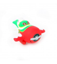 Пластизолевая игрушка самолеты эль чупакабра звук Затейники 1121724