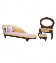 Кукольная мебель коллекция будуар Огонек С-1369