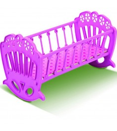 Кроватка для куклы ZebraToys 16-0003