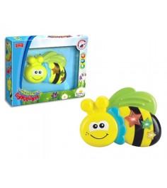 Развивающая игрушка Zhorya Музыкальные букашки Пчелка Х75254