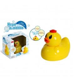 Интерактивная игрушка Zhorya Игра в ванне Уточка Х76169