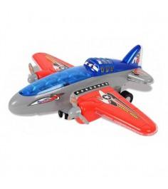 Игрушечный самолет super power авиашоу звук свет Zhorya ZYA-A1631-1
