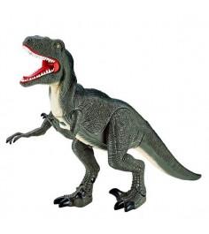 Интерактивная игрушка динозавр зеленый свет звук движение Zhorya ZYB-B2332-4