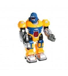 Робот бласт желтый свет звук Zhorya ZYC-0752-4