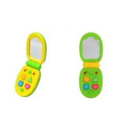 Игрушечный мобильный телефон умный я звук Zhorya Б45137