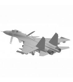 Сборная модель для склеивания российский палубный истребитель су 33 1:72 Звезда 7297
